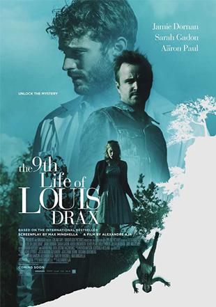 The 9th Life of Louis Drax 2016 BRRip 720p Dual Audio In Hindi English