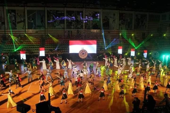 الشباب والرياضة تطلق احتفالية فنية كبرى لأوليمبياد المحافظات الحدودية