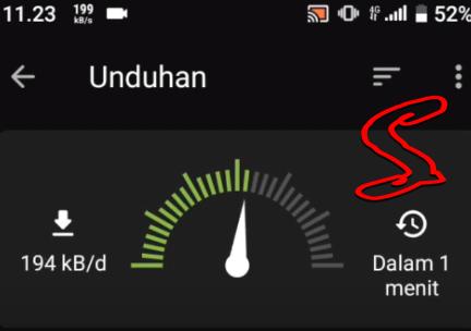 Review Paket By.U Unlimited, Apakah 1,5 Mbps Cepat ???
