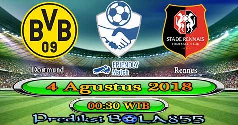 Prediksi Bola855 Dortmund vs Rennes 4 Agustus 2018