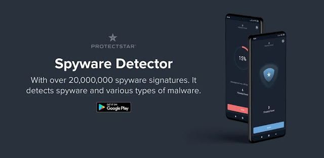 تنزيل Spyware Detector Anti Spyware Scanner   مسح وإزالة برامج التجسس لنظام الاندرويد
