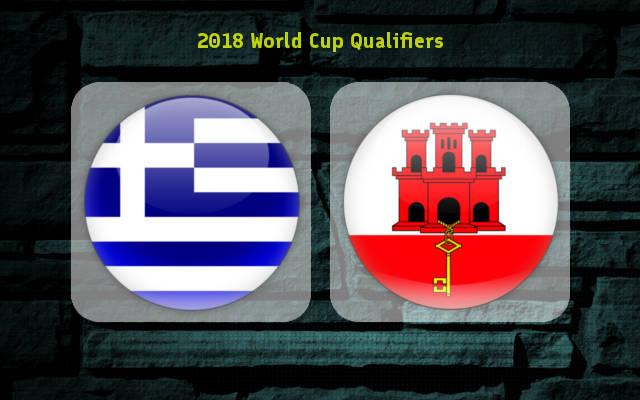 Greece vs Gibraltar Full Match & Highlights 10 October 2017