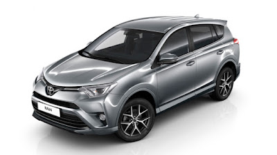 2017 Toyota RAV4 Hybrid HD Photos