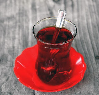 Dried Hibiscus Flowers Red Tea