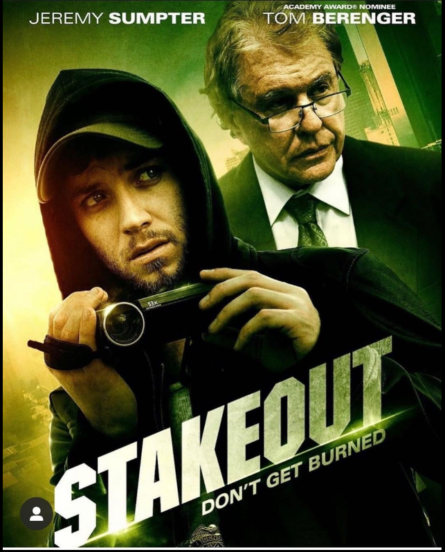 MOVIE: Stakeout (2019)