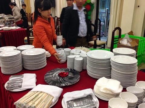 Đặt tiệc buffet tại Tràng Thi