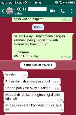 Warih-Homestay-Testimoni-Pn-Ayu-Selepas-PKPB