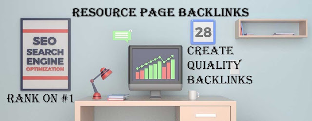 Resource Pages, Backlinks, Powerful Backlinks, link building 2020, Backlinks Kaise banaye, Do-follow, No-Follow, Off-page seo,