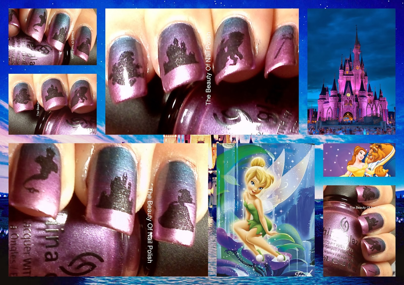 FAIRY TAIL - The Beauty of Nail Polish