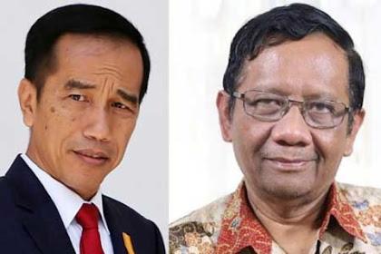 Sindir Mahfud, Wakil Ketua Komisi III DPR: Langkah-langkah Dia Cenderung Rugikan Jokowi