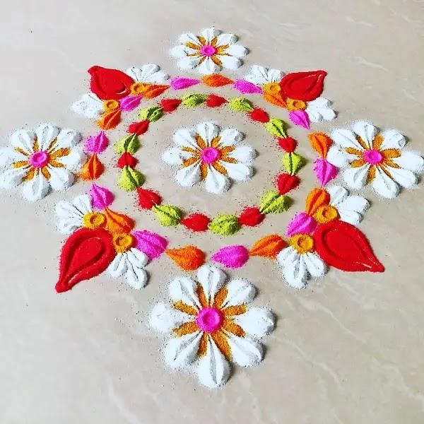 Small_flowers_rangoli_pattern