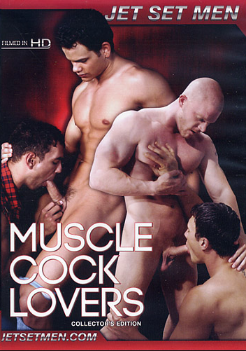 Muscle Cock Lovers Cover Front