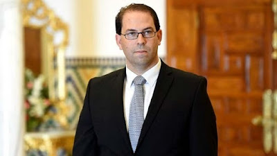 يوسف الشاهد، رئيس وزراء تونس