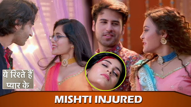 Future Story : Kuhu's nasty trick spoiling Abeer and Mishti's love intimacy in Yeh Rishtey Hai Pyaar Ke