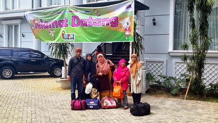 Konferensi Penulis Cilik Indonesia 2014