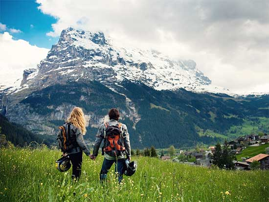 Extreme Destinations For Couples