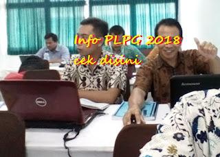 Daftar Peserta PLPG