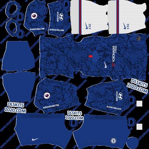 512×512 Chelsea Kits Home