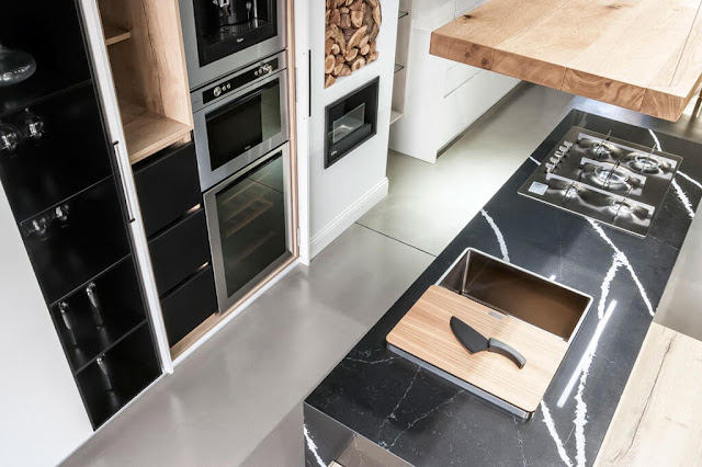 Cocinas Con Plancha Incorporada | Cocinas Con Plancha Incorporada Ahora De La Mano De Siemens