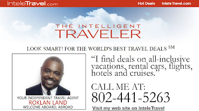 Im your travel Agent, Roklan. Click here for more hot deals