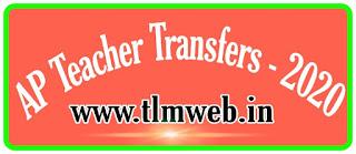 AP Teachers Transfers - 2020 Updates