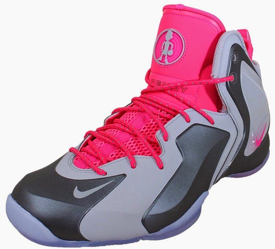 6578f1f5b65 The Nike Lil' Penny Posite was originally set to debut during the 2014 NBA  All-Star weekend in a special
