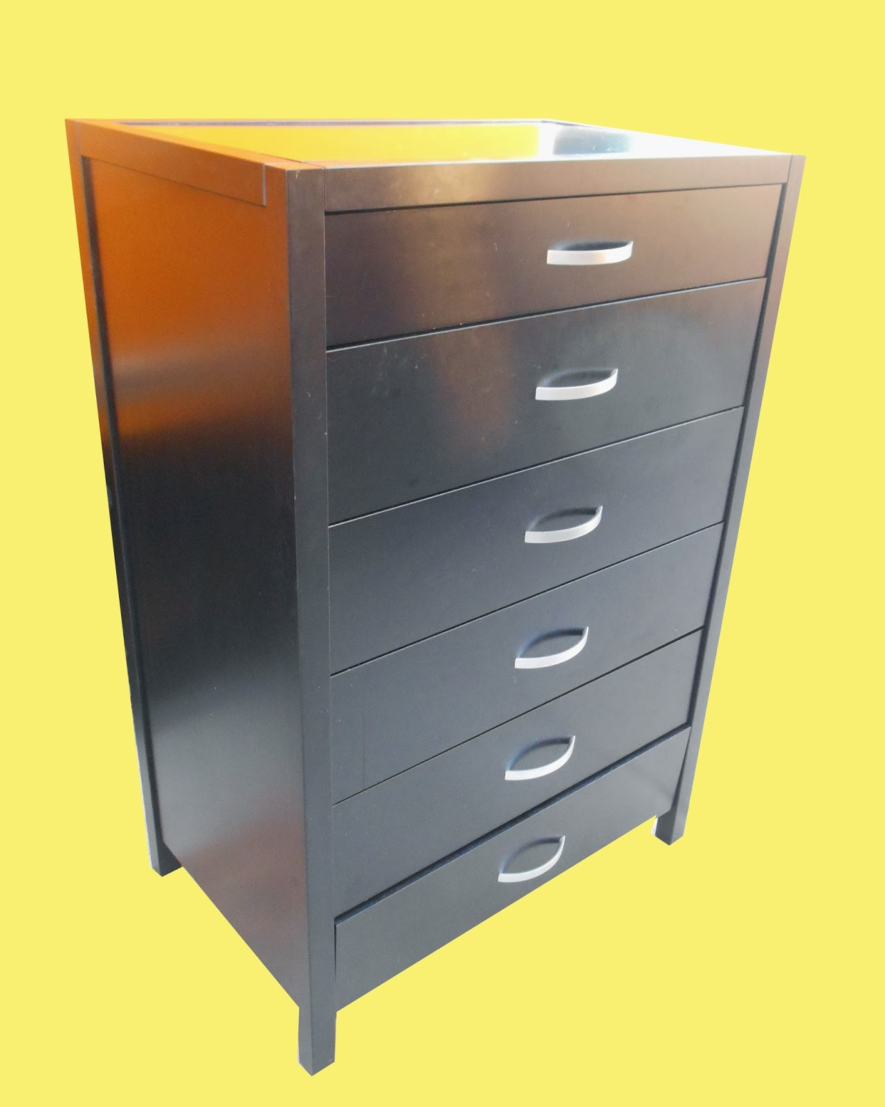 Sold   Danish Modern Chest Of Drawers    New Home Ideas- Modern Chest Of Drawers Collection