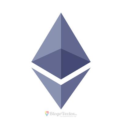 Ethereum Logo Vector