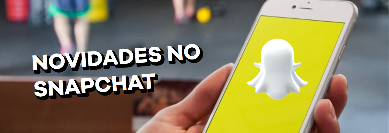 Novas Funções do SnapChat