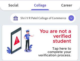 Amigoz app college verification