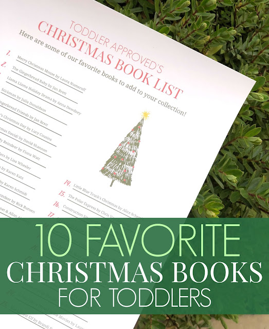 Toddler Approved!: 10 Favorite Christmas Books To Read with