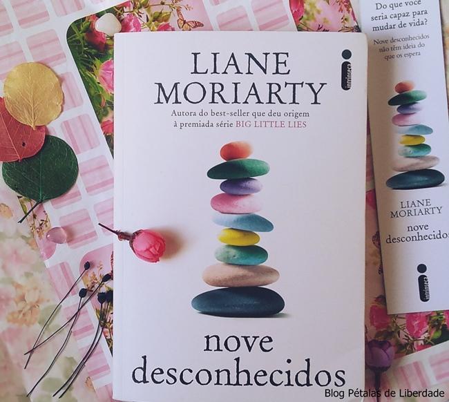 livro, Nove-Desconhecidos, Liane-Moriarty, Intrinseca