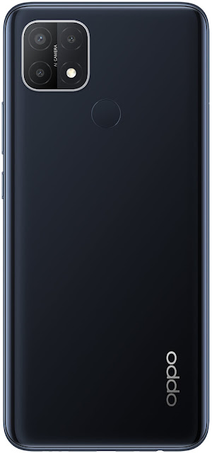 Specifications of the Oppo A15