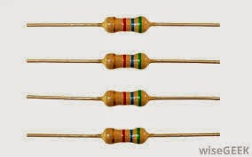 Resistor, jenis, fungsi dan karakternya