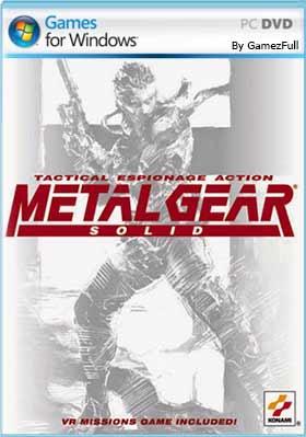 Metal Gear Solid pc descargar mega y google drive