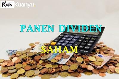Cara hidup dari dividen saham yang baik dan benar