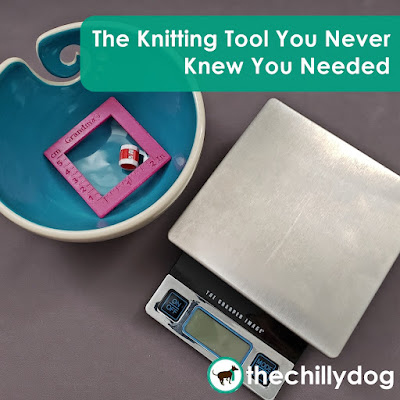 Knitting Tutorial - The Knitting Tool You Never New You Needed: 6 Ways to Use a Food Scale in Knitting