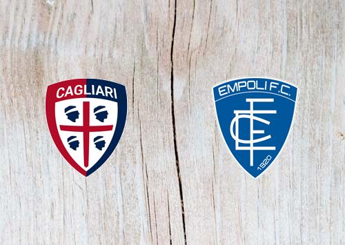 Cagliari vs Empoli - Highlights 20 January 2019