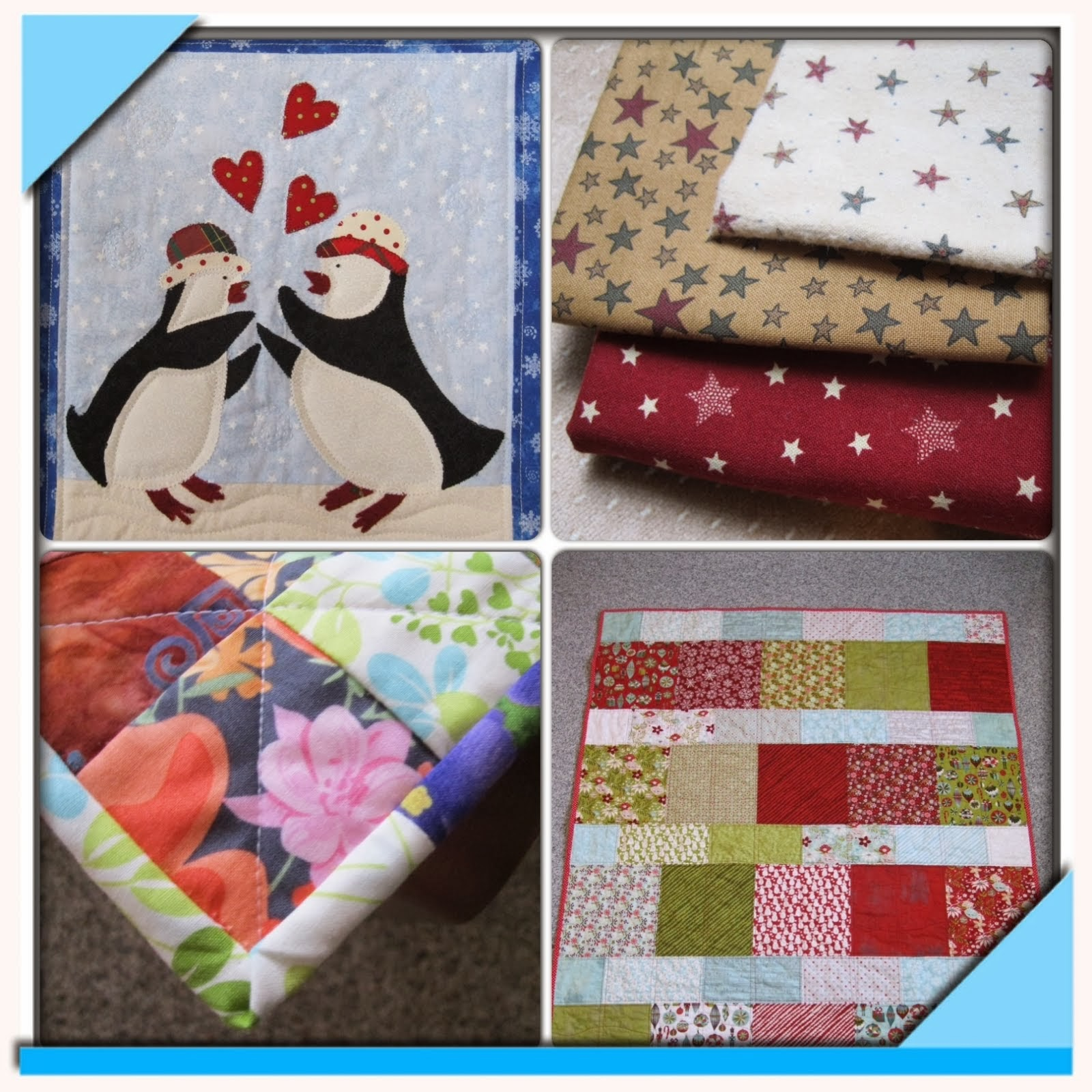 Little Penguin Quilts Through the Year
