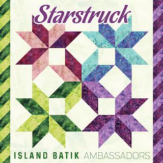 Starstruck Island Batik ambassador challenge