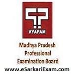 MPPEB Vyapam PV & FT Admit Card