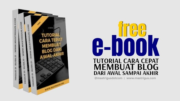 Tutorial Blogger Pdf