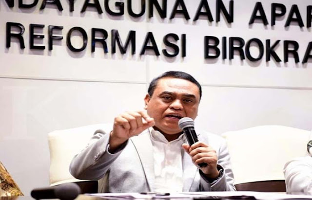 Pemerintah Siapkan 75.000 Kursi Untuk PPPK
