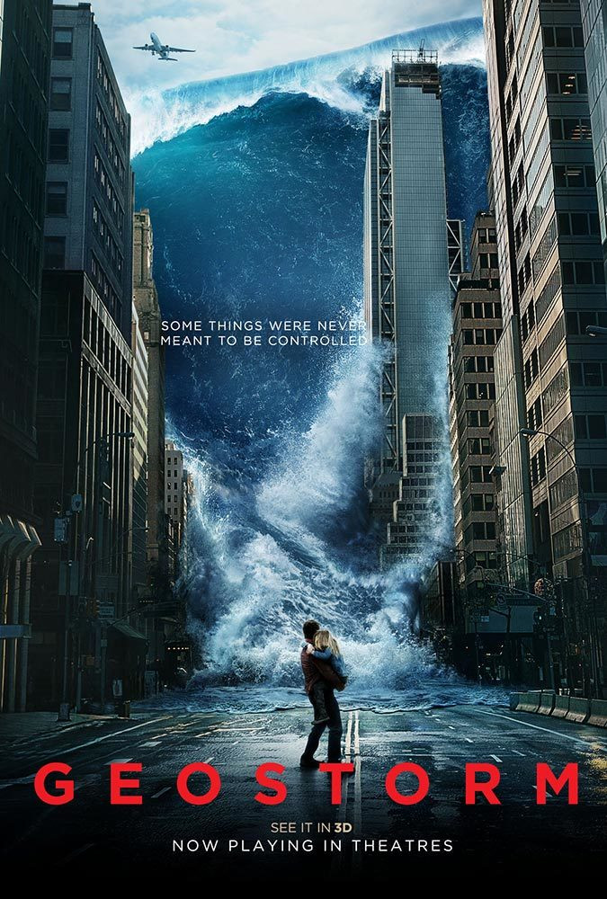 Geostorm 2017 3D English 480p BluRay 500MB Download