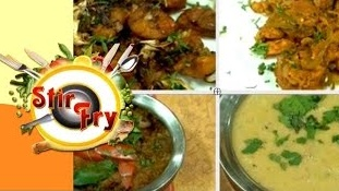 Stir Fry 15-01-2017 | Food Show | Peppers TV