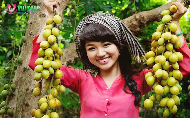 Vườn Trái Cây Mỹ Khánh ở Huyện Phong Điền TP Cần Thơ