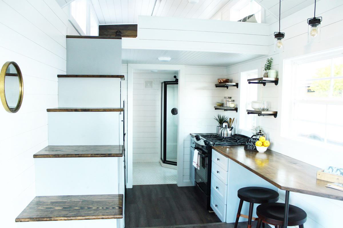 TINY HOUSE TOWN: The Sprout From Mustard Seed Tiny Homes