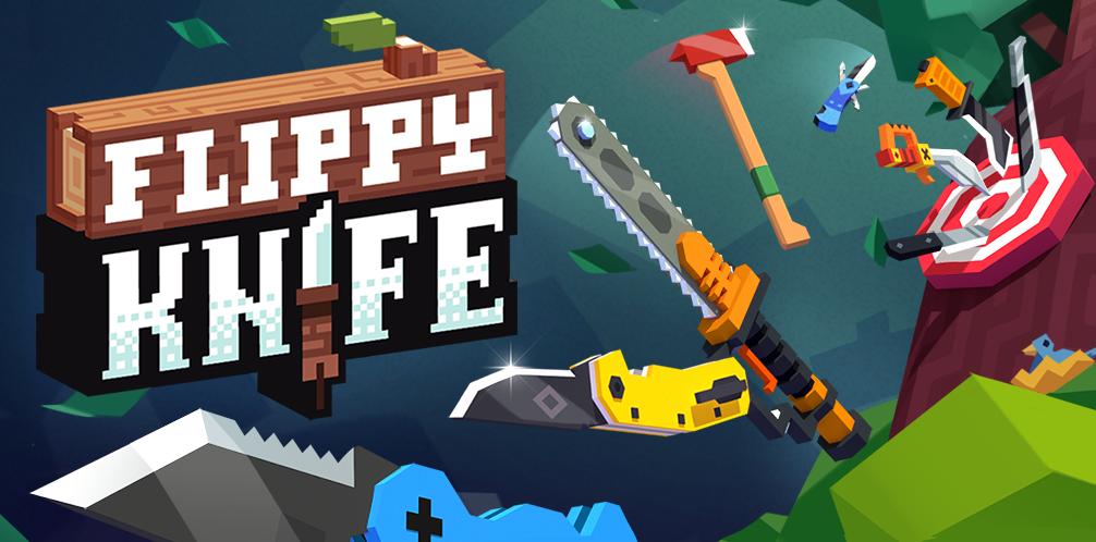 Flippy Knife Mod Apk