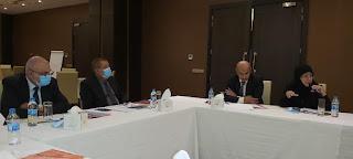 وزارة النقل تشارك في إجتماع لجنة إدارة المياه  في البصرة