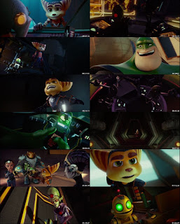 Ratchet & Clank 2016 Dual Audio [Hindi - English] 720p BluRay mkv movie free Download screenshot